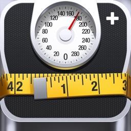 Fitter+ Fitness Calculator & Weight Tracker - Track Weight, BMI, BMR, Body Fat & Waist