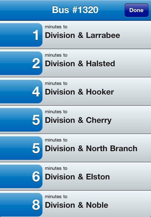 Buster: The Chicago Bus & Train Tracker screenshot-3