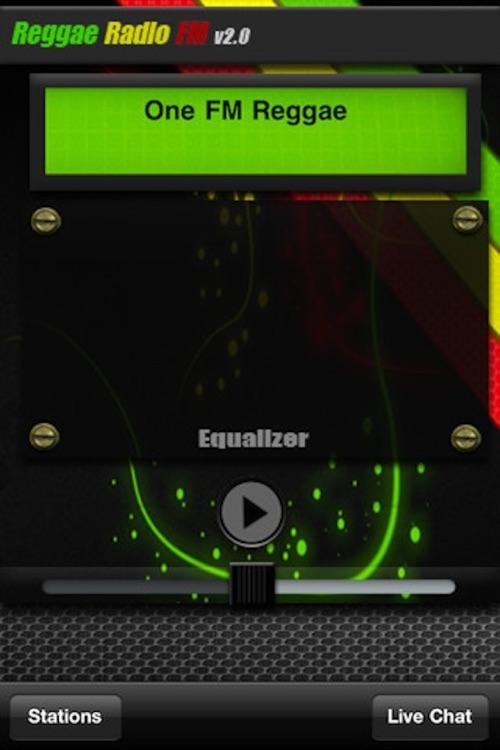 Reggae Radio FM screenshot-4