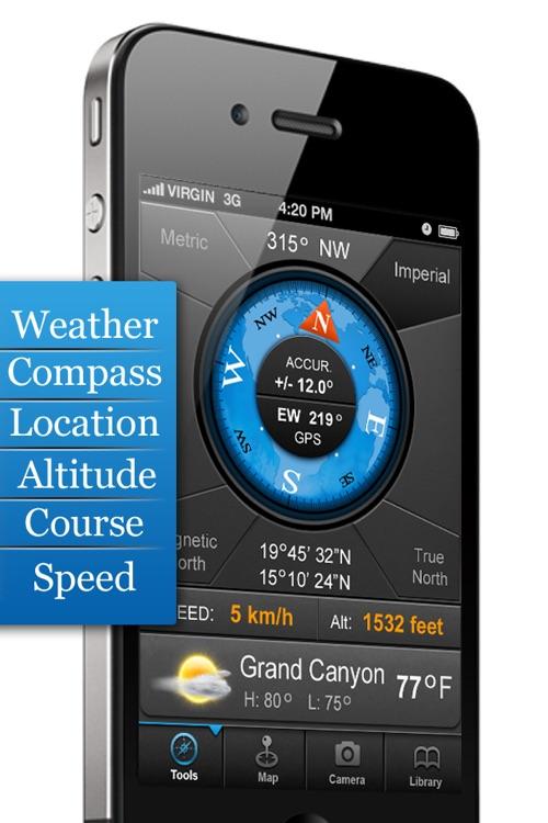 Places GPS+ screenshot-4