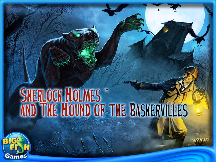 Sherlock Holmes and the Hound of the Baskervilles Collector's Edition HD screenshot-0