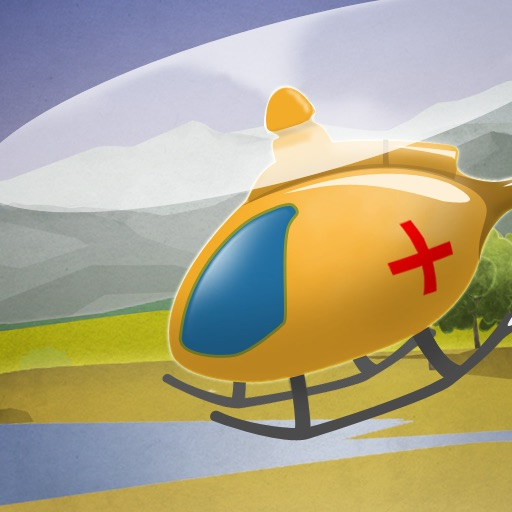 Relief Copter