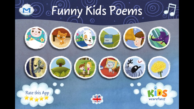 Funny Kids Poems
