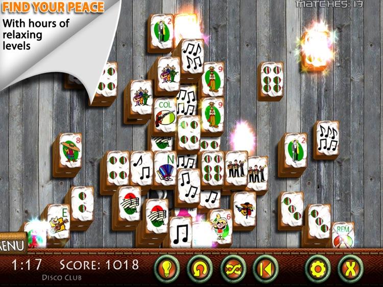 Daily Mah Jong HD screenshot-4