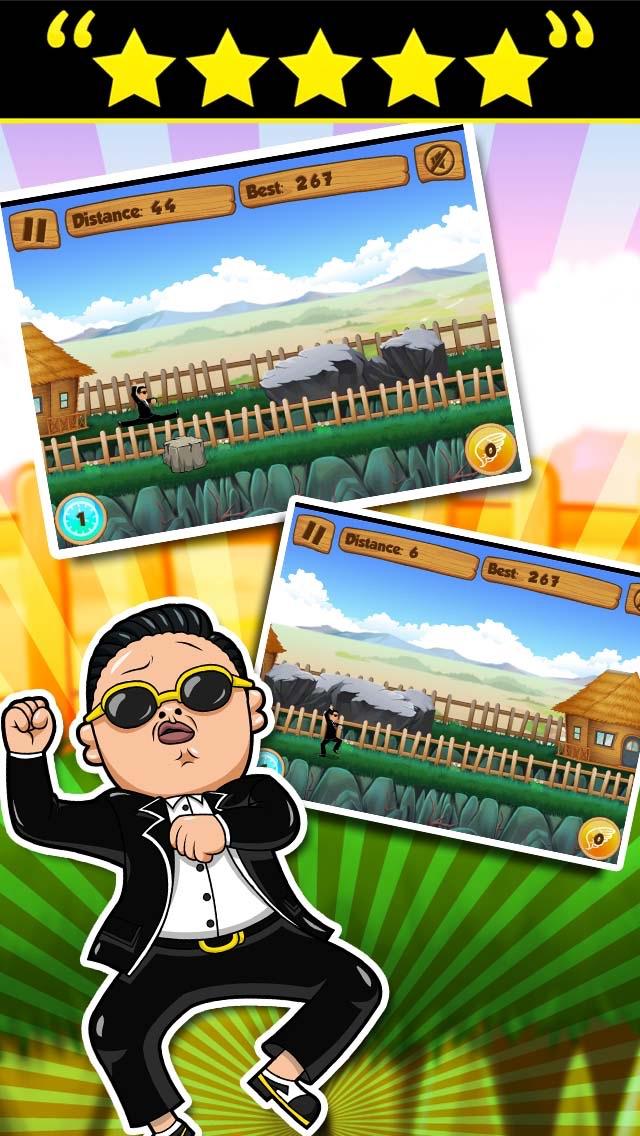 江南様式の実行 - Running Gangnam Styleのおすすめ画像3