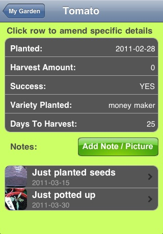 Garden Planner screenshot-3