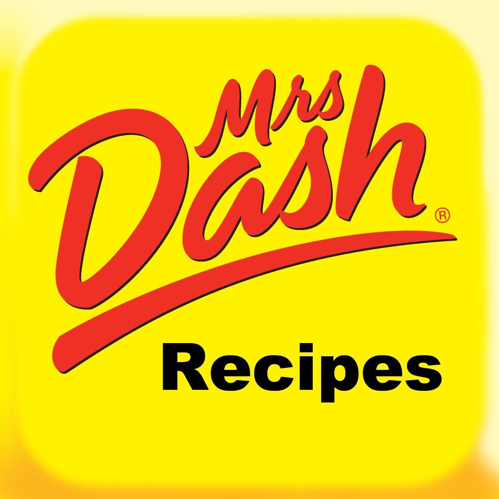 Mrs. Dash Recipes