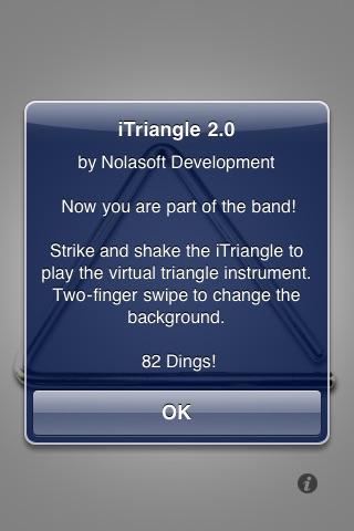 iTriangle - Virtual Triangle Instrument
