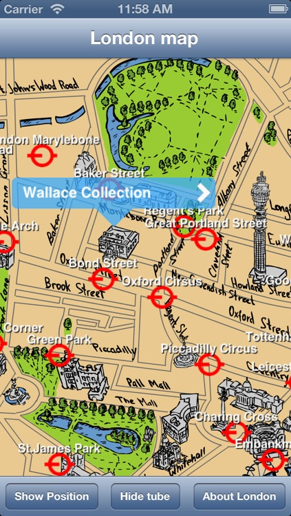 London Map Guide