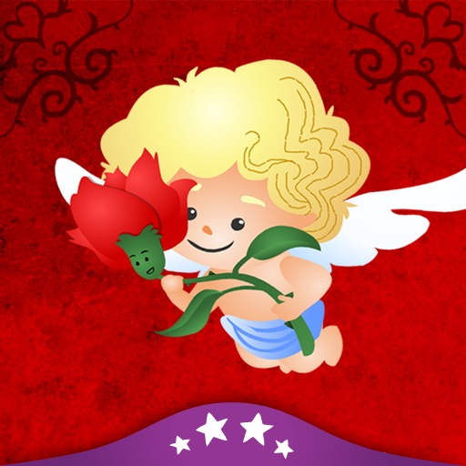 Cupid's Love Roses - Children's Story Book