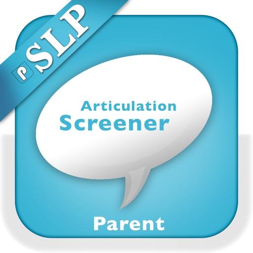 Articulation Screener Parent