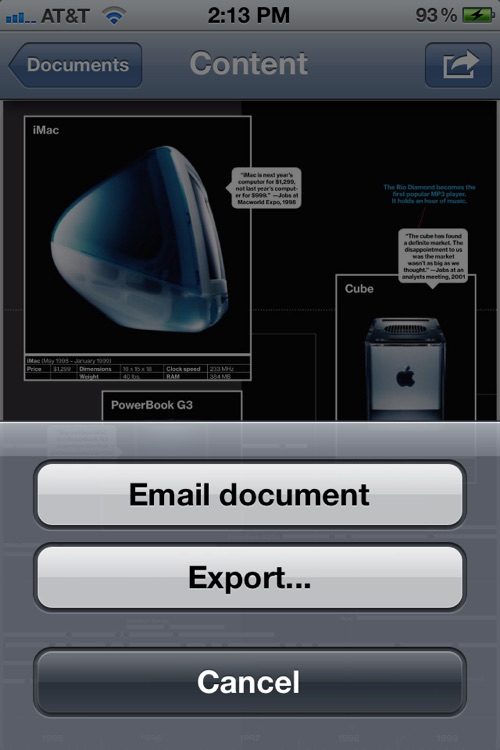 Documents Reader