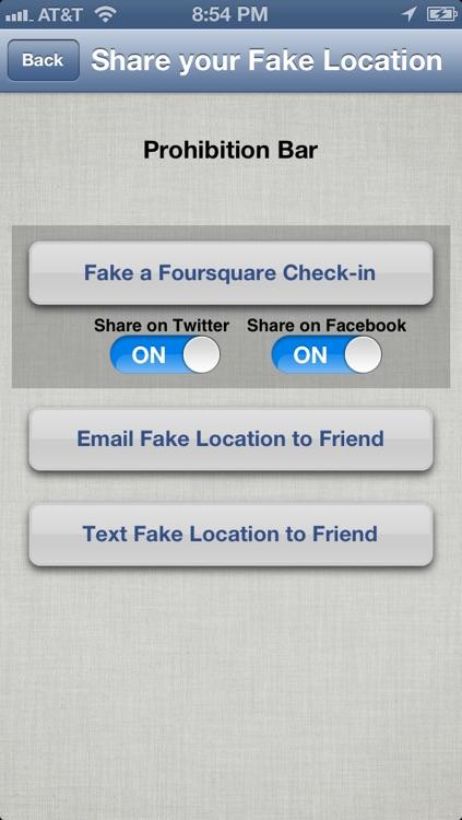 Fake-A-Location Free ™
