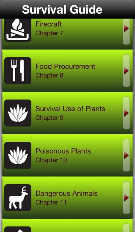 Survival Guide screenshot-3