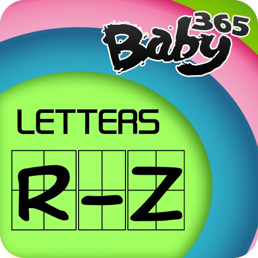 baby365-flashcards-letters R-Z icon