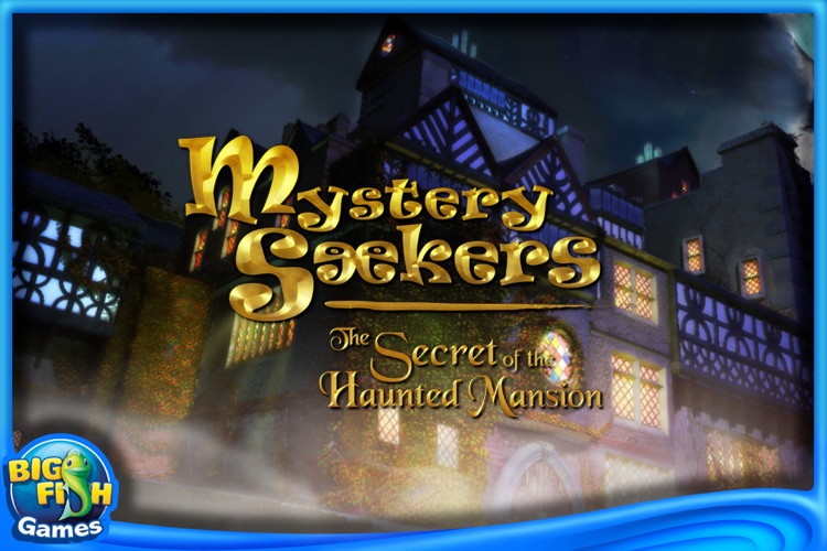 Mystery Seekers: The Secret of the Haunted Mansion screenshot-0