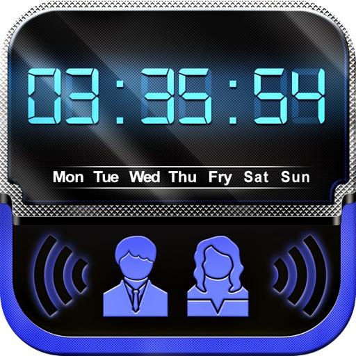 Говорящие часы