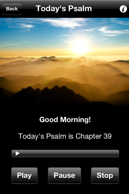 Bible Spoken screenshot-1