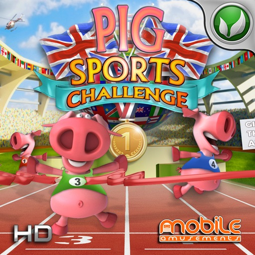 Pig Sports Challenge HD