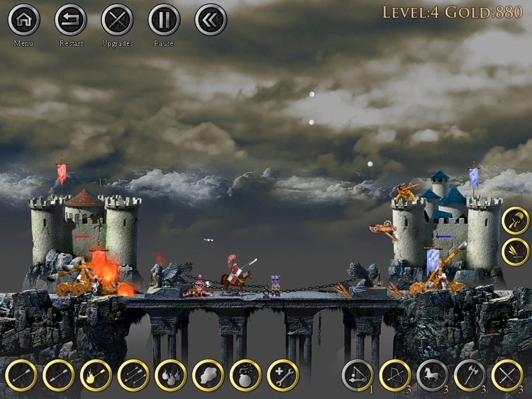 Medieval HD Lite screenshot-3