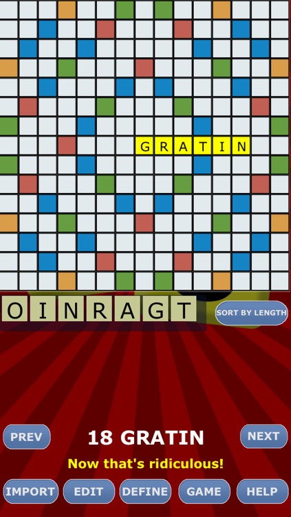 Free Board Solver for Words With Friends Free (HD+)