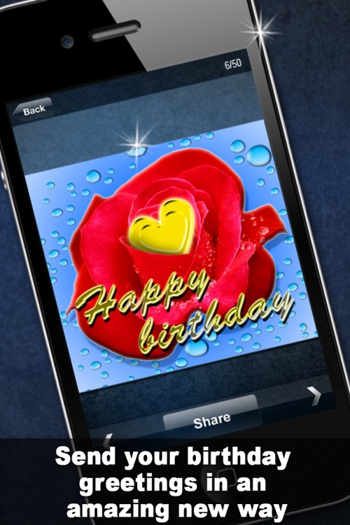 Greeting Cards and Emoticons for iMessage, MMS and Email screenshot-3