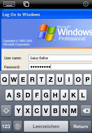 iRdesktop