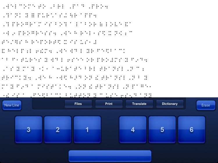 Braille Pad Pro screenshot-3