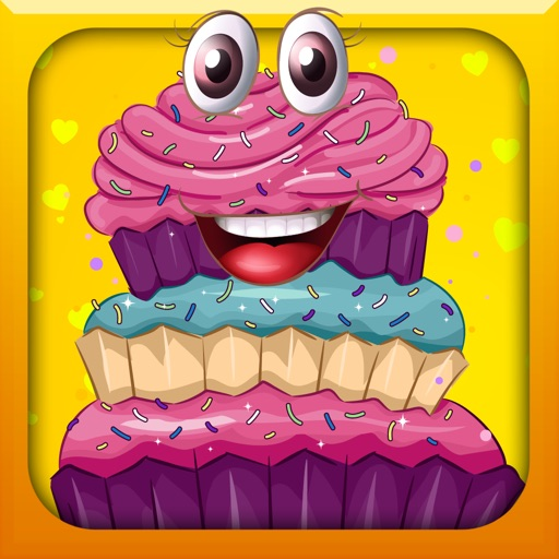 Cupcake Crush Blast Expo icon
