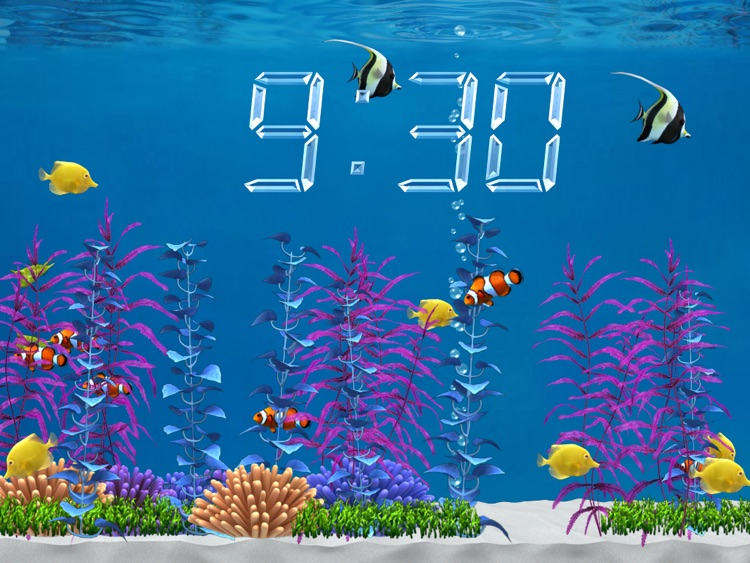 Colorful Aquarium for iPad Lite