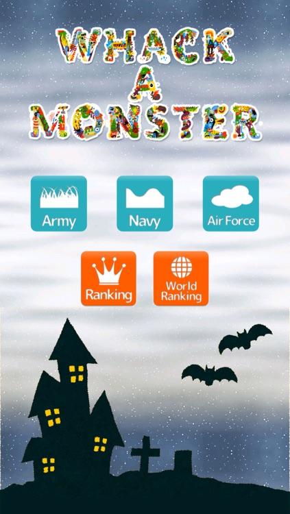 Whack A Monster! screenshot-4