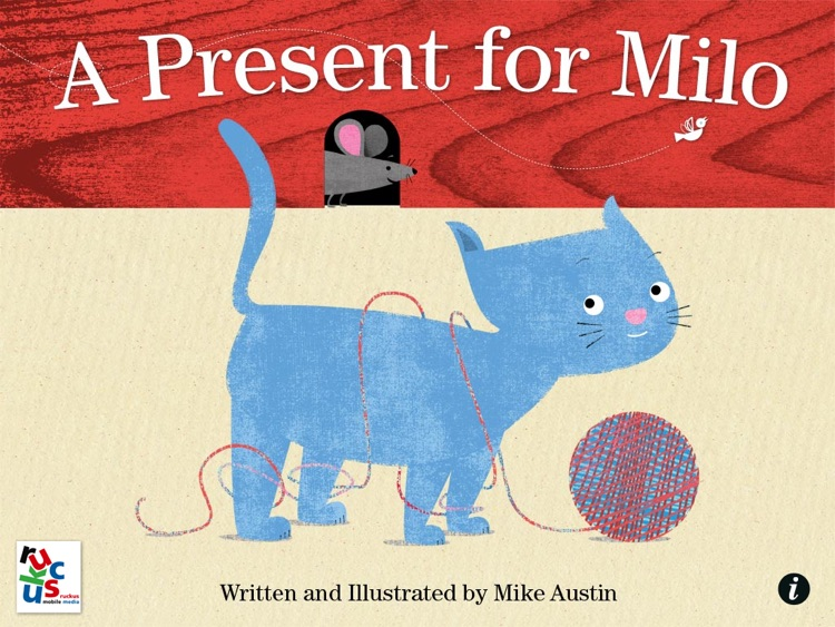 A Present for Milo: A Touch-and-Surprise Storybook