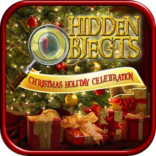Christmas Holiday Celebration - Hidden Objects