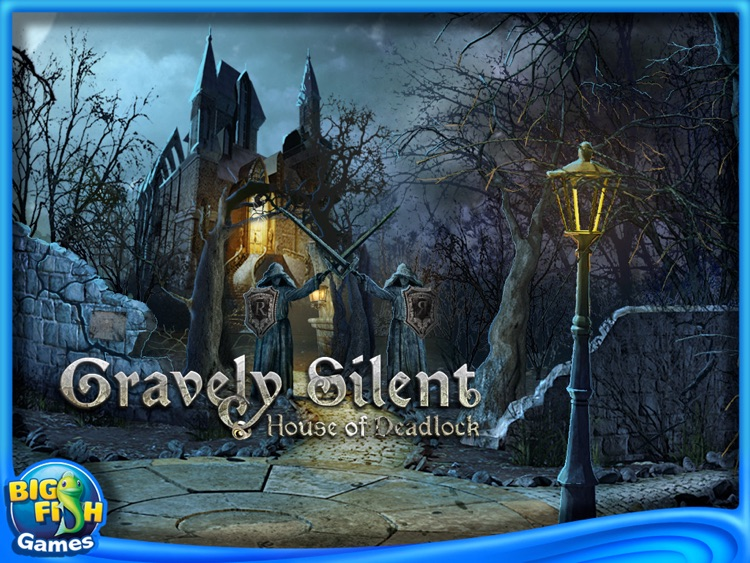 Gravely Silent: House of Deadlock HD (Full)