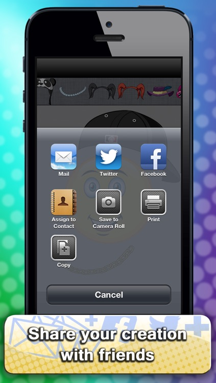 Emoticon Builder screenshot-3