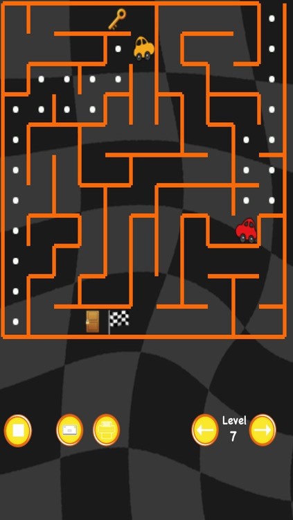 Car Race Maze screenshot-1