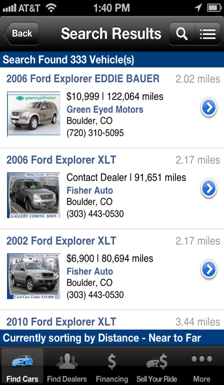 Elevations Credit Union Auto Buying Tool