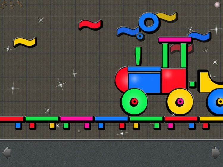Animated Shape Puzzles for Boys screenshot-4