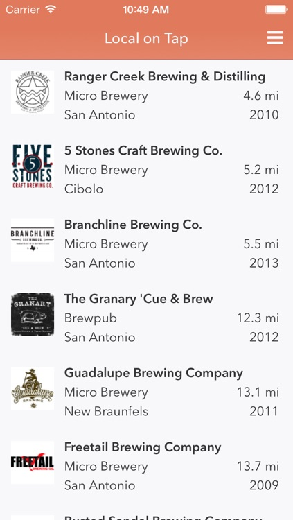 Local on Tap screenshot-4