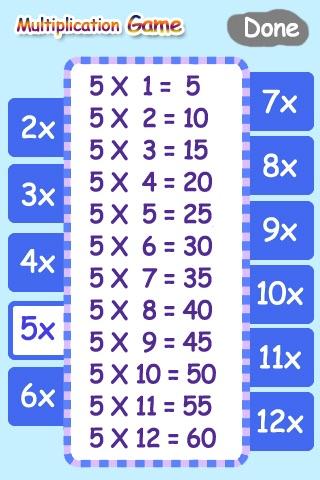 Multiplication Genius Lite