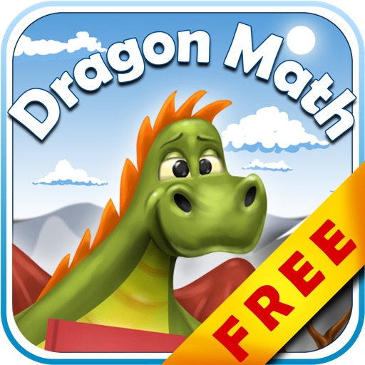 Dragon Math Free : Memorize your Math tables playing
