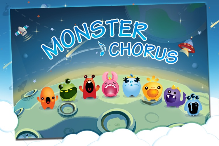 Monster Chorus screenshot-4