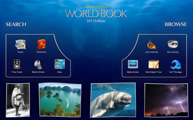 Book mac world encyclopedia