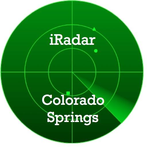 iRadar Colorado Springs icon