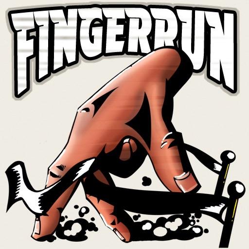 Finger Run - treadmill for fingers