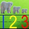 Count and Write Numbers 1-30 — An educational app that teaches young children counting and number writing skills in a fun and effective way. Kids can learn how to count in English and Span...