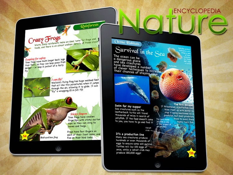 Animal & Nature Encyclopedia To Go
