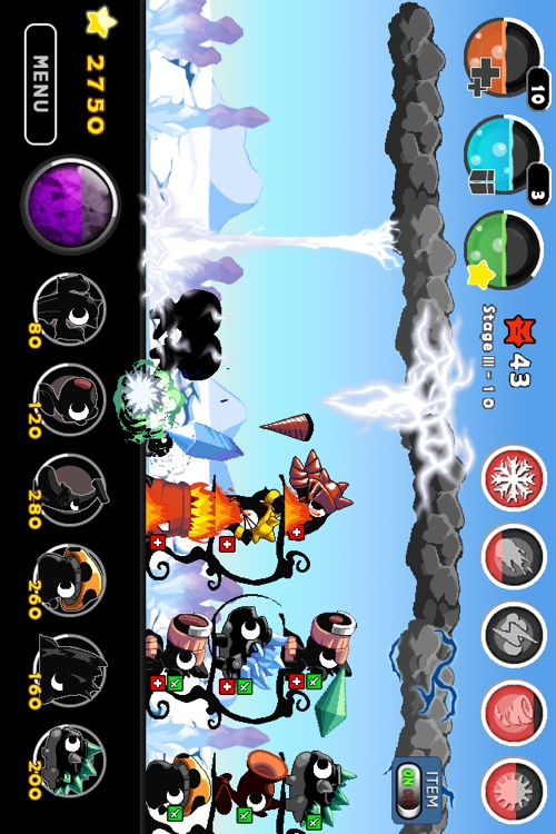 Defen-G Astro screenshot-3