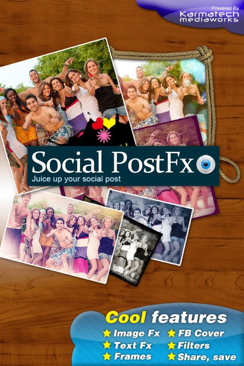 Social PostFx screenshot-0
