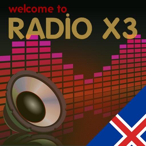 Útvarp frá Íslandi - X3 Iceland Radio